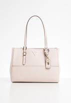 GUESS - Carys carryall - pink