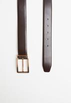 ALDO - Oloani-28 belt - brown