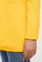 ONLY - Carolina longline blazer - yellow