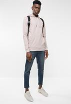 Only & Sons - Basic sweat hoodie unbrushed - pink