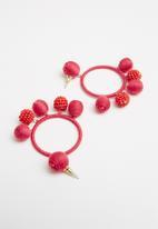 Superbalist - Kenzi earrings - red