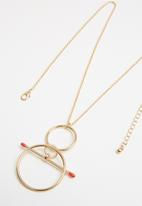 Superbalist - Taryn nacklace - gold