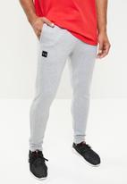 Under Armour - Rival fleece jogger - grey