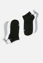 PUMA - 3 Pack sneaker socks performance - multi