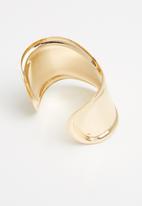 Superbalist - Hildy wrist cuff - gold