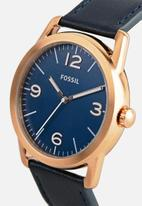 Fossil - Ledger - blue