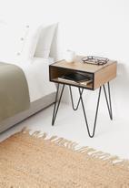 Sixth Floor - Penn bedside table - natural