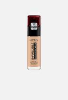 L'Oreal Paris - Infallible 24hr liquid foundation - 145 beige rose