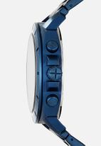 Fossil - Privateer sport - blue