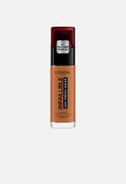 L'Oreal Paris - Infallible 24hr liquid foundation 340 copper