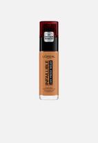 L'Oreal Paris - Infallible 24hr liquid foundation - 330 hazelnut