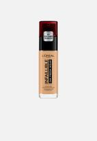 L'Oreal Paris - Infallible 24hr liquid foundation - 250 radiant sun