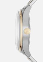 Fossil - Mathis - silver & gold