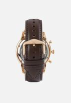 Fossil - Towns man - brown