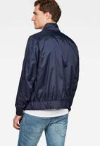 G-Star RAW - Deline track jacket - navy