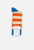 Happy Socks - Stripe sock - multi