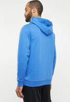 adidas Performance - Bos graphic hoodie - blue