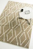 Fotakis - Blizz shaggy rug - beige