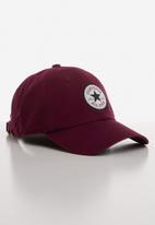 Converse - Tipoff Chuck baseball MPU - burgundy