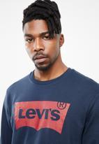 Levi's® - Graphic crew sweatshirt AMA - navy