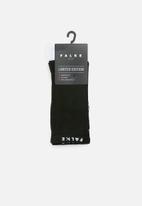 Falke - Everyday sport crew socks - black & white