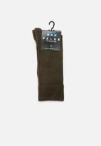 Falke - Weekender socks - brown