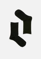 Falke - Falke active breeze anklet ladies - black