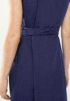 STYLE REPUBLIC - Utility dress - navy