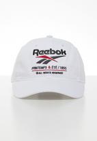 Reebok Classic - Ete cap - white