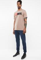 Diesel  - T-just-division T-shirt - neutral