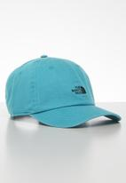 The North Face - Washed norm cap - blue