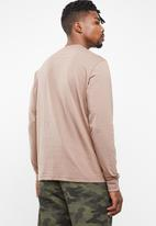 Diesel  - T-just long sleeve division T-shirt - neutral