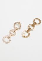 Vero Moda - Millana earrings - gold