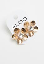 ALDO - Belilmat earrings - gold & silver