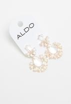 ALDO - Filmadia earrings - pink