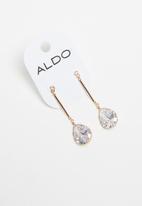 ALDO - Cares earrings - gold & silver