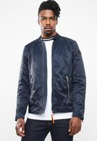 Diesel  - J-shiro jacket - navy