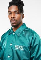 Diesel  - J-akio jacket - green