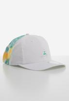 PUMA - Puma x diamond baseball cap - white & green