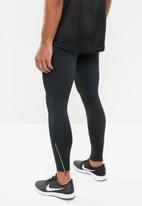 Nike - Nike power tech running tights - black