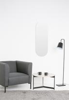 Native Decor - Pod frameless mirror - regular