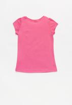 POP CANDY - Love paris short sleeve shirt - pink