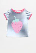 POP CANDY - Strawberry printed T-shirt - multi