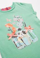 POP CANDY - Infant girls T-shirt - green