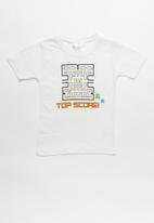 POP CANDY - Pre boys t-shirt - cream