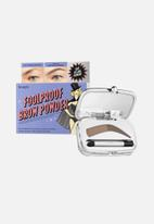 Benefit - Foolproof Brow Powder - deep