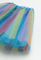 POP CANDY - Mesh tutu skirt - multi