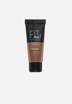 Maybelline - Fit me foundation matte & poreless - 362 deep golden