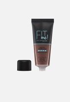 Maybelline - Fit me foundation matte & poreless - 380 rich espresso