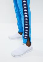 KAPPA - Arib slim fit pants - blue